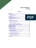 Basic Configuration Guide 10084d