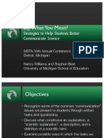 MSTA Explanations Slides