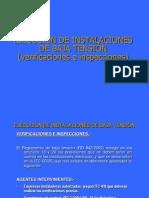 TEMA III. EJECUCIÓN DE INSTALACIONES DE BT