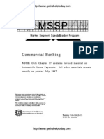 IRS Audit Guide for Commercial Banking