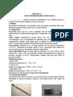 Curs 6 - Notiuni Dee Termodinamica Biologica