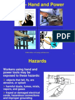 Tools- Hand and Power