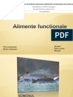ALIMENTE FUNCTIONALE