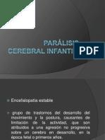 Parálisis cerebral infantil abi