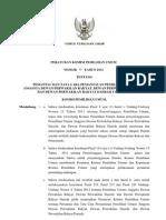 01 Peraturan KPU No 10 2012