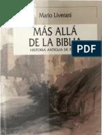 Liverani Mario - Mas Alla de La Biblia