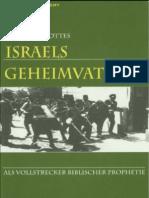 Israels Geheimvatikan II