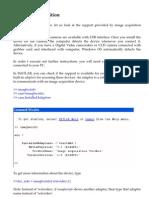 Matllab Hardware Interfacing