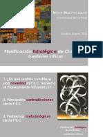 Plan Estrategico Madrid 2006