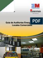Guía de Auditorías Energéticas en locales comerciales