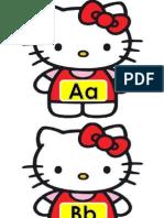 ABC Hello Kitty