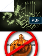 Islam and Halloween