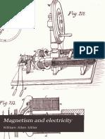 Miller, William Allen - Magnetism and Electricity