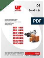BGN 60 LX v-Use and Maintenance Manual(de-En-es-fr-it)