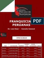 Desarrollo Franquicias Peru
