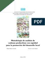 Metodologia de Analisis de Cadenas Productivas SNV