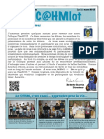 Bulletin Mars 2013