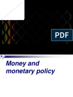 Fakir-money and Monetary Policy