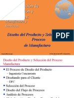 Administracion de Procesos (Manufactura)