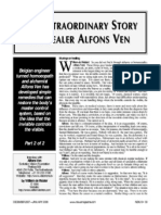 The Extraordinary Story of Healer Alfons Ven pt2