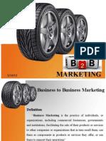 B2B Tyre Industry Final