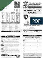 21092Q CDGA Pilkington Cup