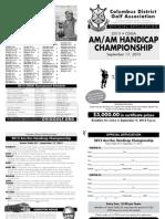 20140f Cdga Am-Am Handicap AP
