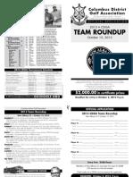 22255D CDGA Team Roundup AP