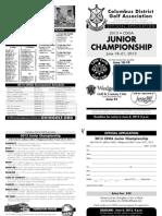 22255H CDGA Junior Championship App