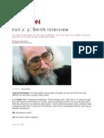 Smith J. Z. interview
