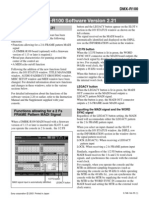 Dmx r100v221operationssupplement