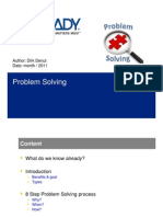 PowerPoint - Problem Solving