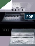 Dmx r 100 Brochure
