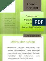 Literasi Bahasa