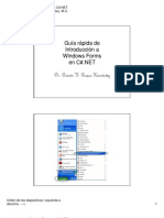 Guia Rapid a Windows Forms