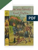 Secret Seven Fireworks - Blyton Enid 15