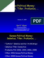 Kansas Political Money