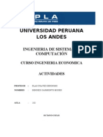 Trabajo de Ingenieria Economica 1-2013