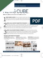 News Cube Fliers