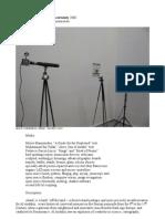Philip Pocock Collaborative Documentary Datatecture 1980-