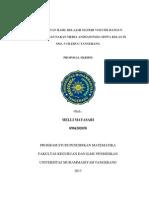 Proposal Skripsi MAtematika Melli MS
