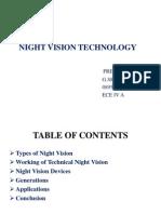 night vision.ppt