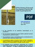 EL PLUVIOMETRO ARTESANAL.ppt
