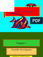 Chapter 1 Science Form 4