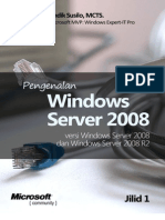 Pengenalan Windows Server 2008 R2