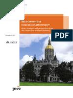 Pwc Ct Insurance Market Report 2012