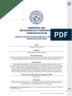 Tomografia e Ressonancia Em Cardiologia