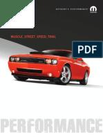 Mopar 2009 Catalog