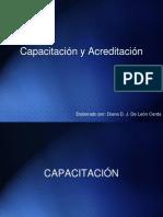 Capacitacion y Acreditacion