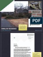 Winslow Residence Presentation